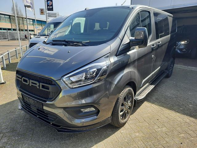 Ford Transit Custom 170 PK Automaat L2H1 Limited Sport DC alle opties bj 2021