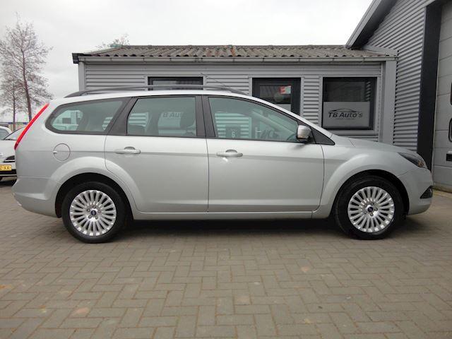 Ford Focus Wagon 1.8 Titanium Flexi Fuel ! CLIMA !  VERKOCHT