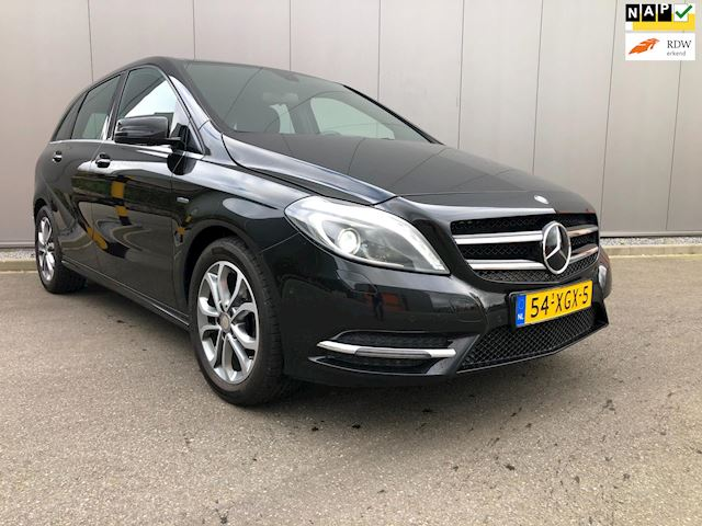 Mercedes-Benz B-klasse occasion - Demus Cars