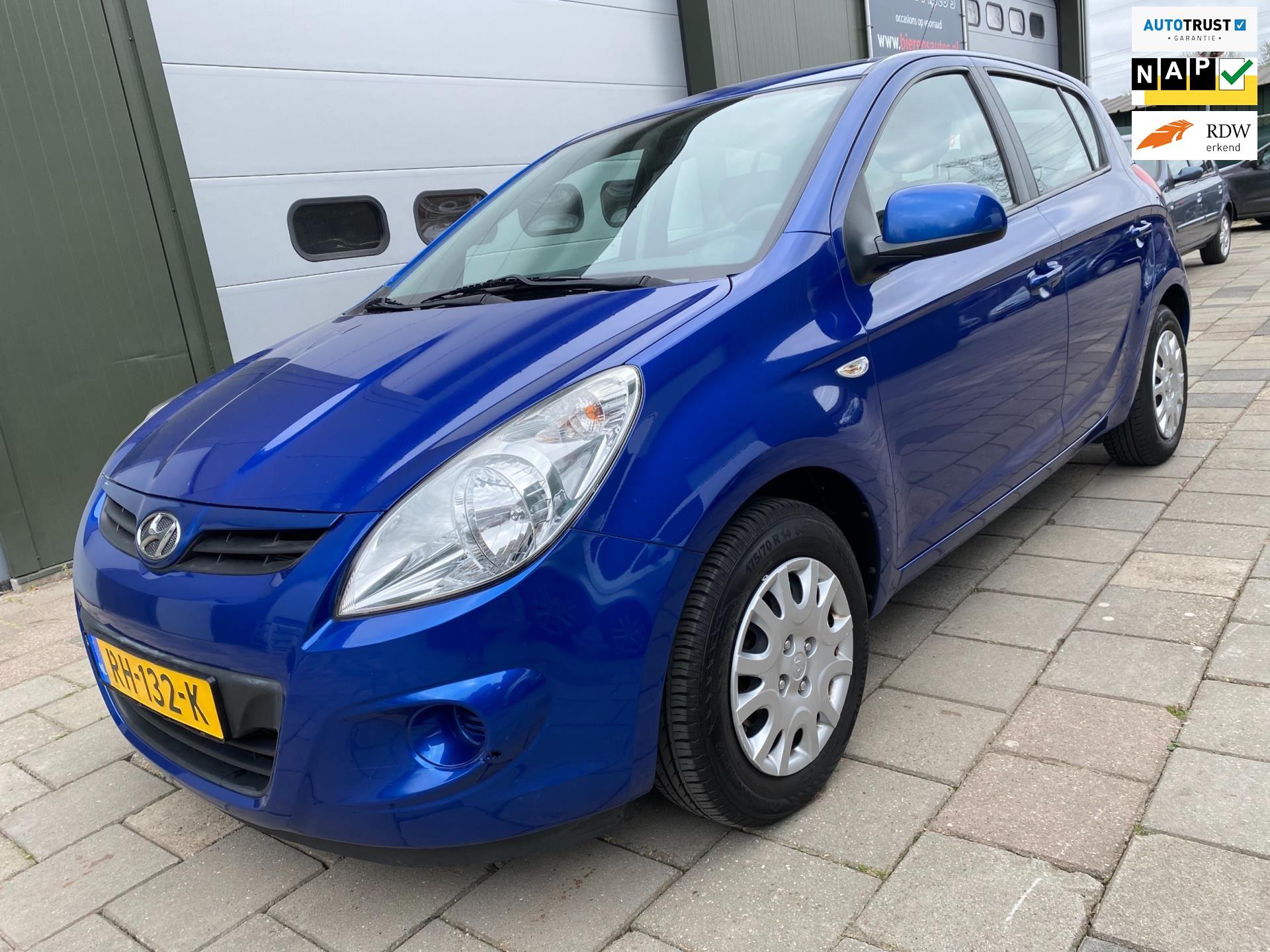 Hyundai I20 occasion - Bierens Auto's