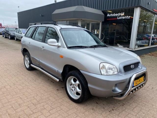 Hyundai Santa Fe occasion - Autobedrijf Lorentz
