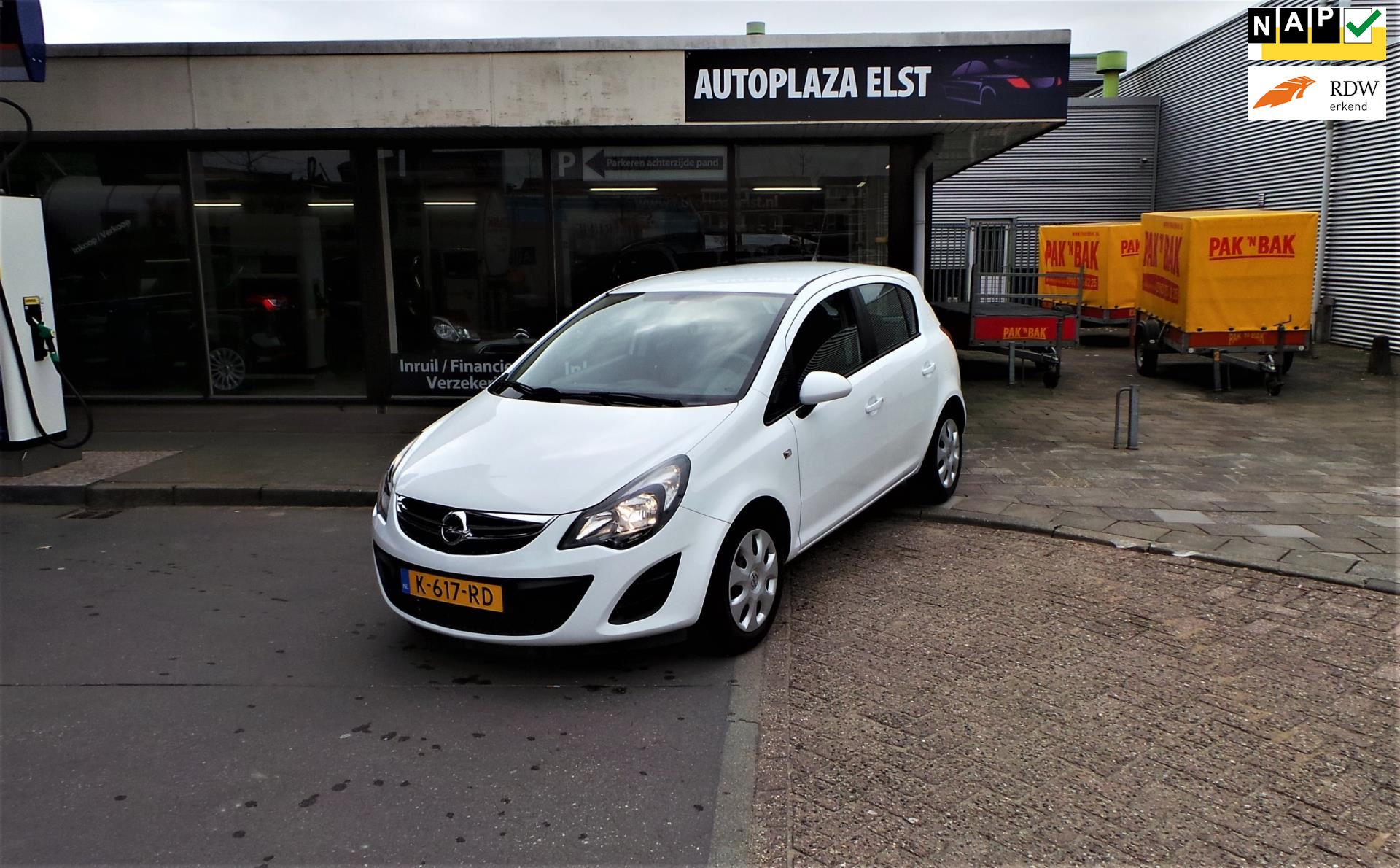 Opel Corsa occasion - Autoplaza Elst
