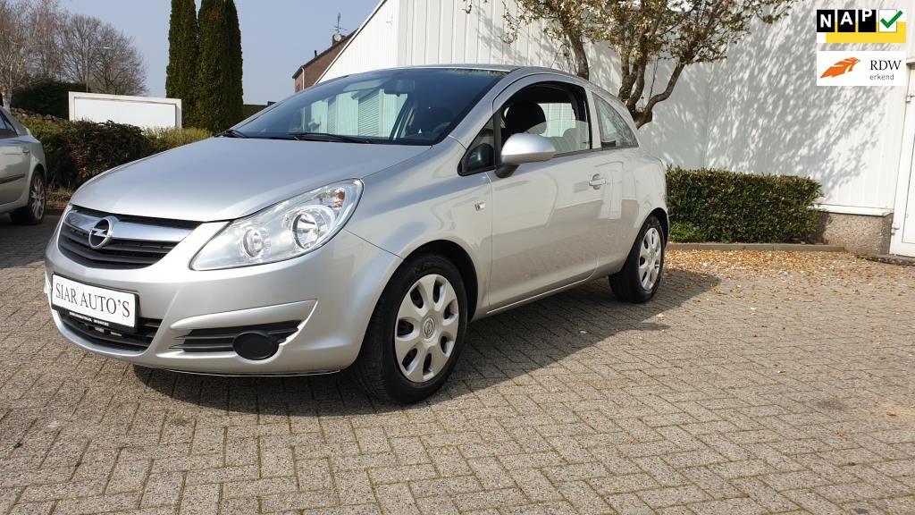 Opel Corsa occasion - Siar Auto's