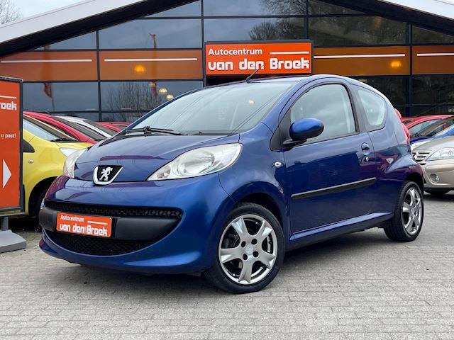 Peugeot 107 1.0-12V XS Urban Move Airco Toerenteller Lmv Elec Pakket Apk