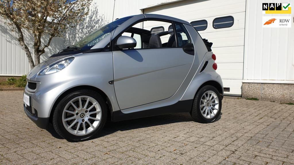 Smart Fortwo cabrio occasion - Siar Auto's