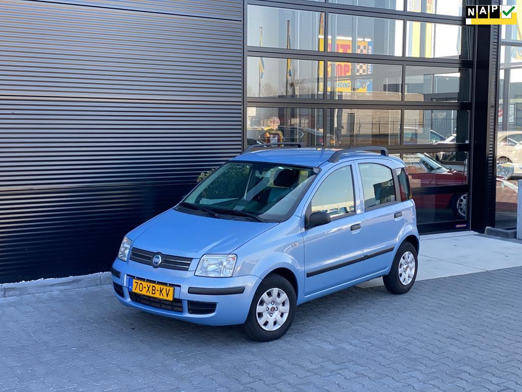 Fiat Panda occasion - Pitstop Car Trading