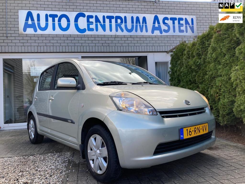 Daihatsu Sirion 2 occasion - Auto Centrum Asten