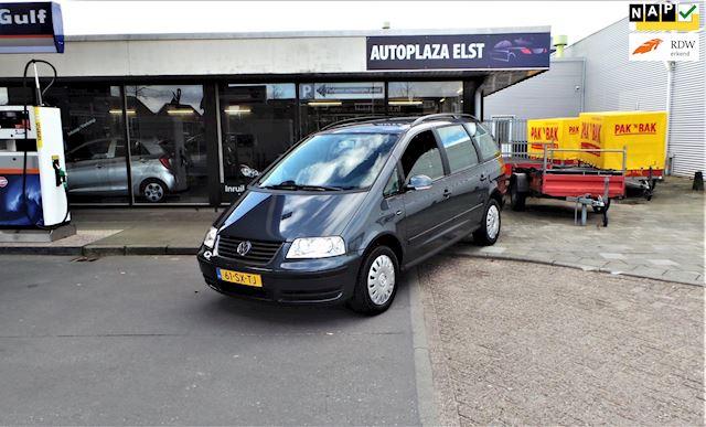 Volkswagen Sharan /zeer mooie & goed onderhouden/airco/automaat/7 pers/nw Distr,riem/km+nap+nw apk!!