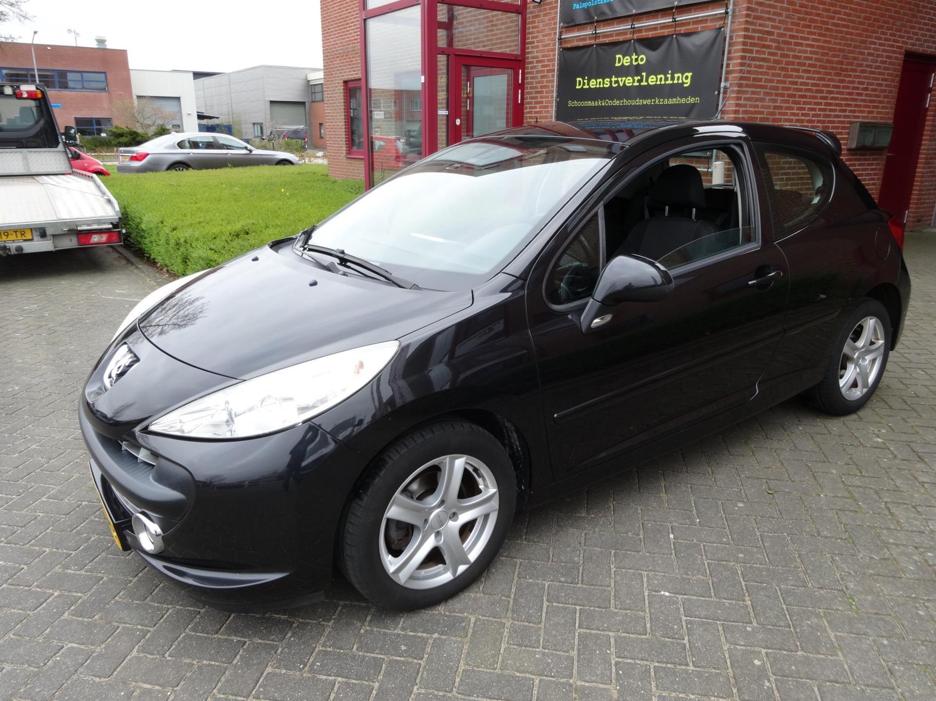 Peugeot 207 occasion - Handelsonderneming Deto