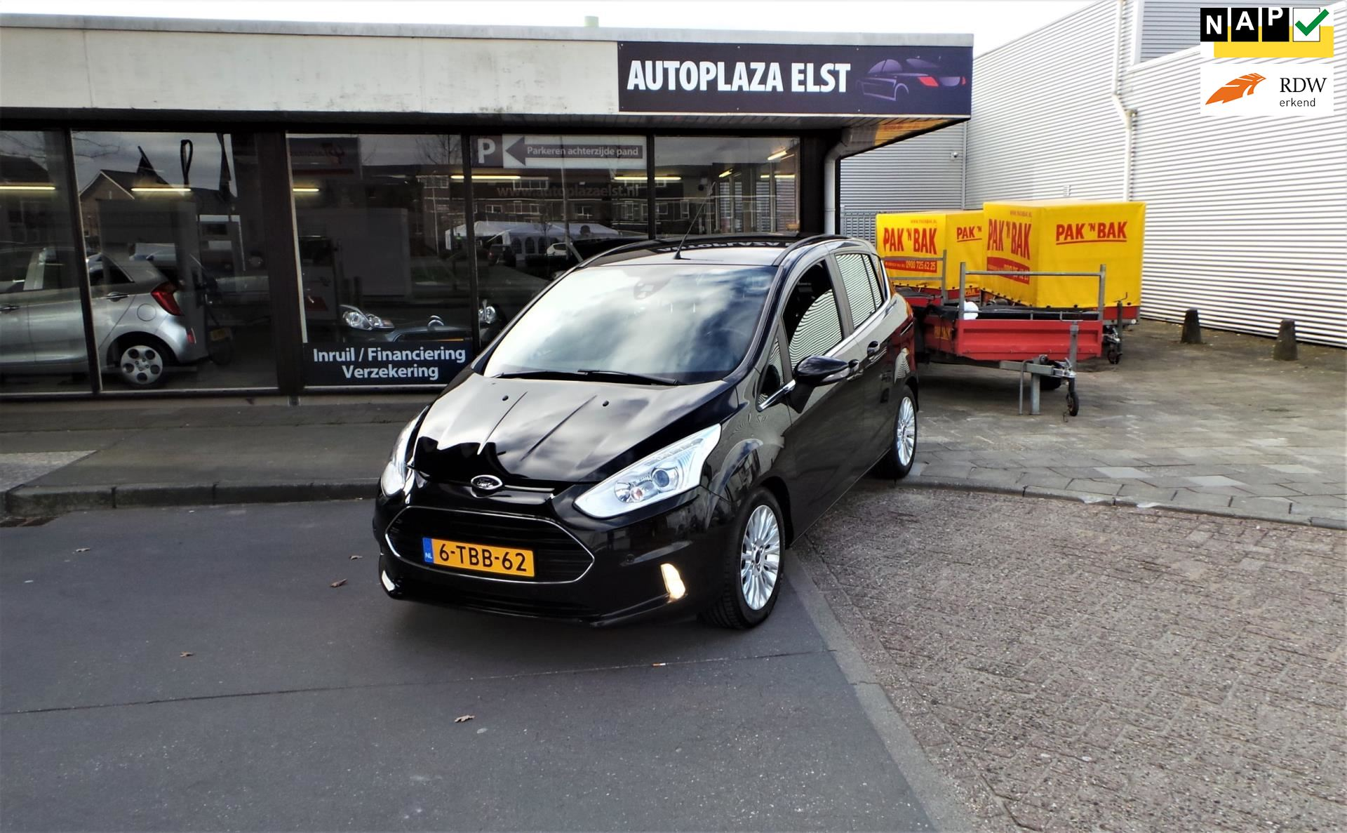 Ford B-Max occasion - Autoplaza Elst