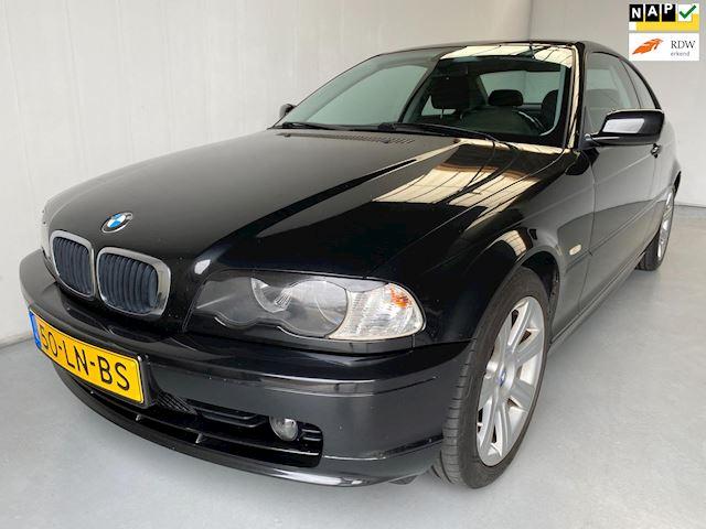 BMW 3-serie Coupé 318Ci Executive Xenon PDC Climate+Cruise control