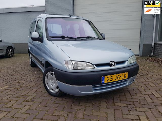 Peugeot Partner 1.6-16V Combispace 2x zijdeur airco