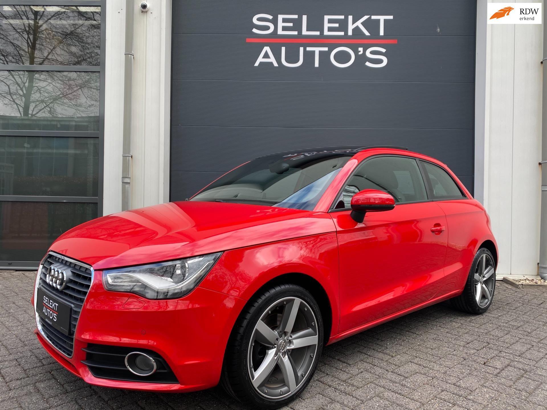Audi A1 occasion - Selekt Auto's