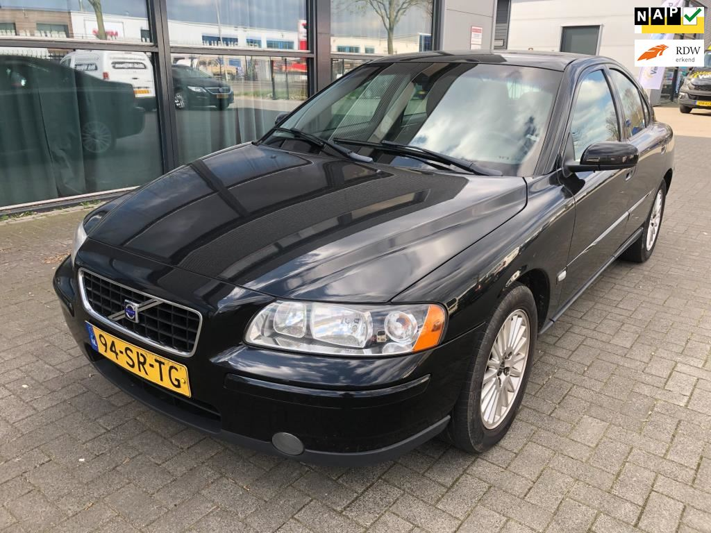 Volvo S60 occasion - Pascal Traa