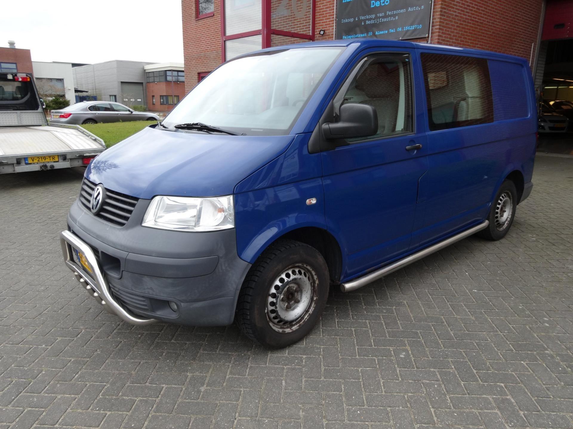 Volkswagen Transporter occasion - Handelsonderneming Deto