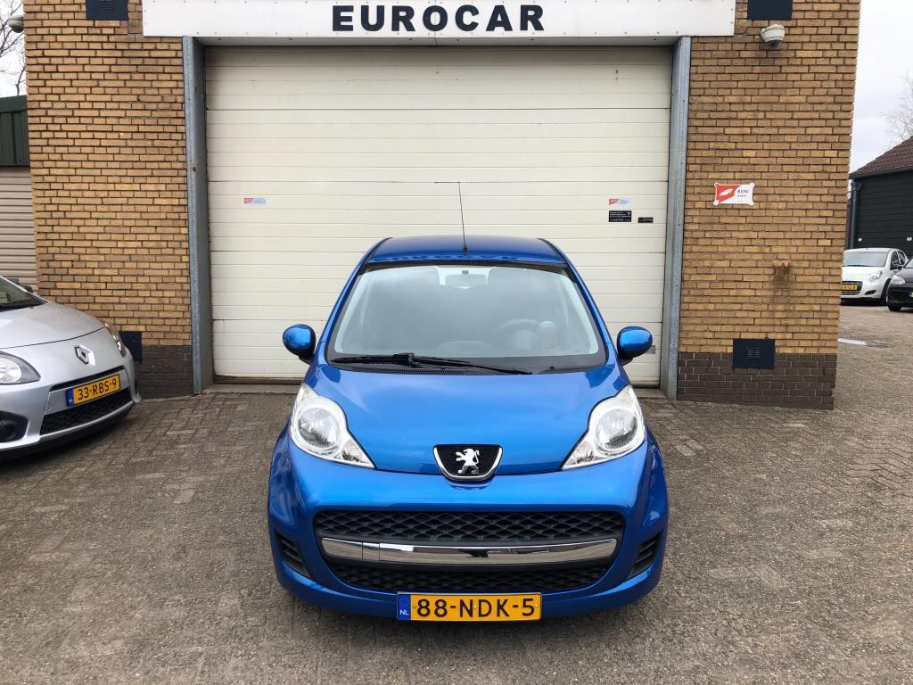 Peugeot 107 occasion - Eurocar