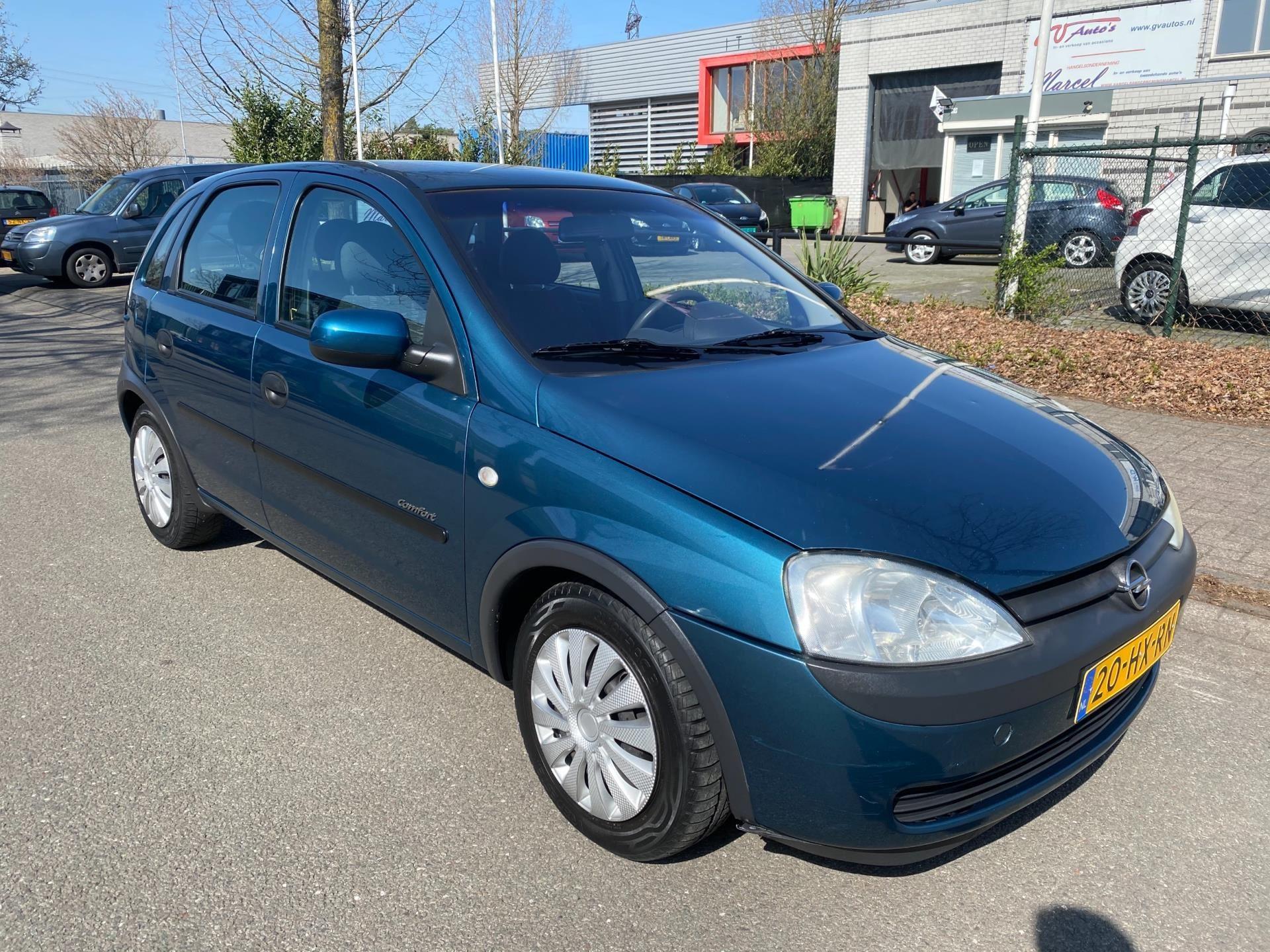 Opel Corsa occasion - GV Auto's