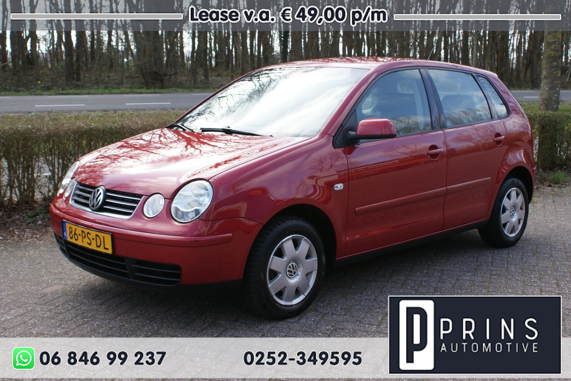 Volkswagen Polo occasion - Prins Automotive