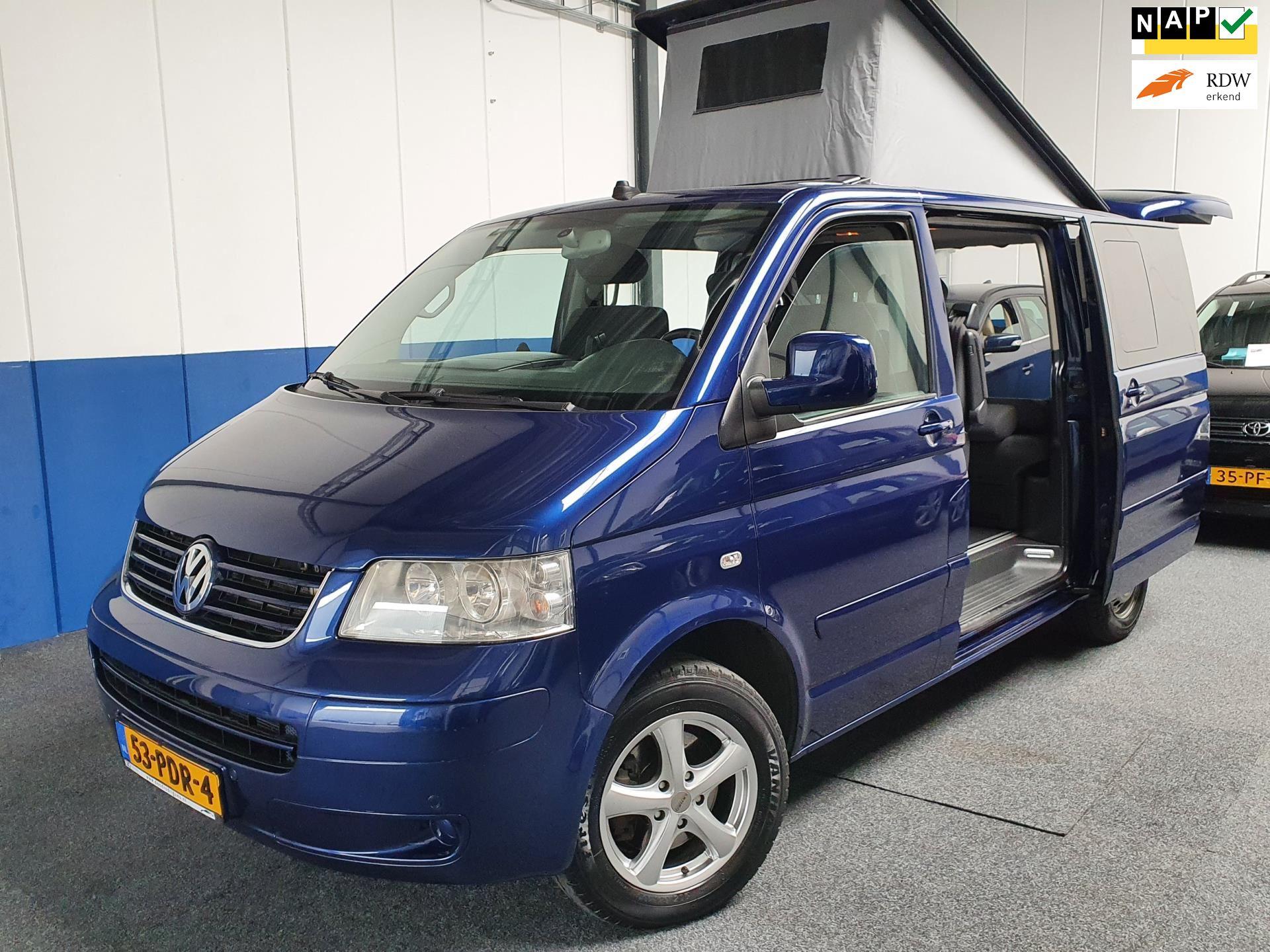 Volkswagen MULTIVAN occasion - B.Z. Auto's &Campers