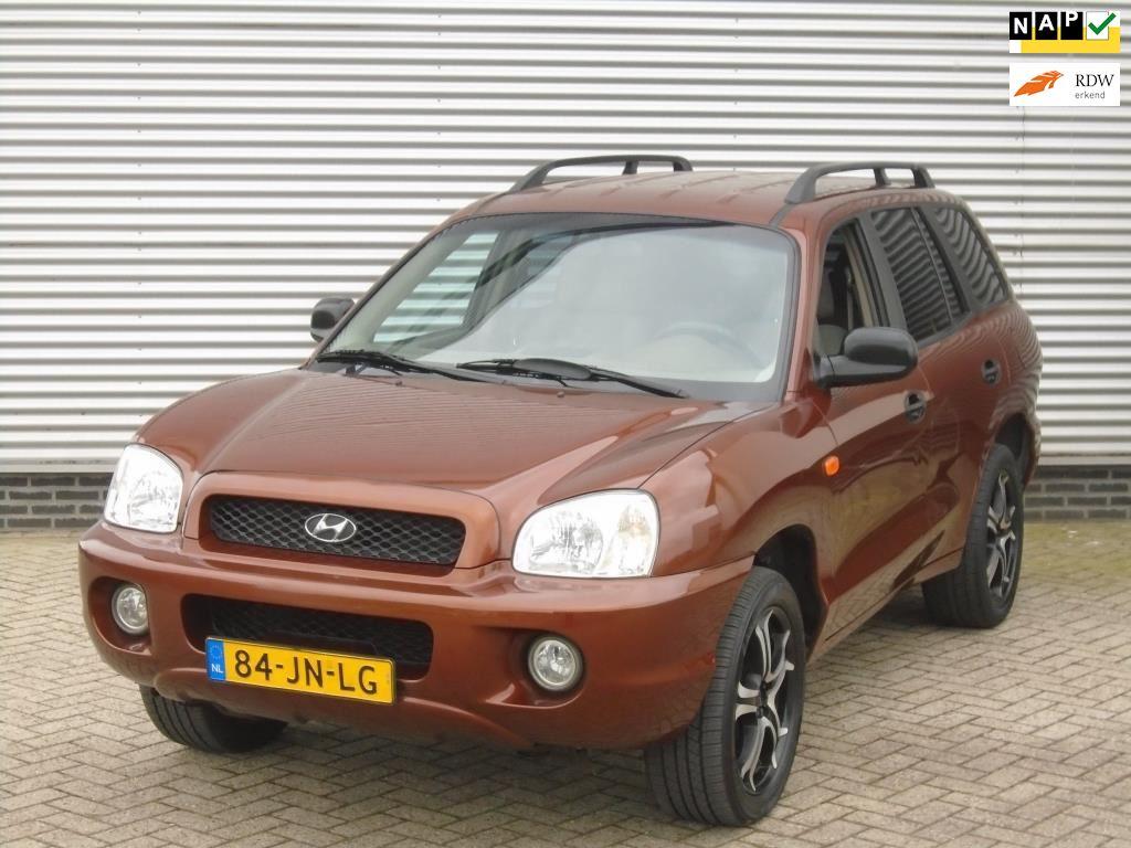 Hyundai Santa Fe occasion - Zijderveld Auto's