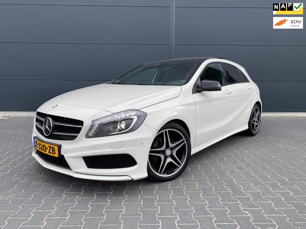 Mercedes-Benz A-klasse occasion - Veld Auto's