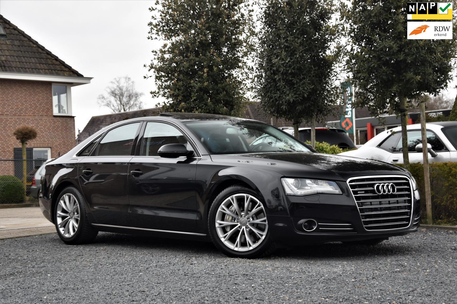 Audi A8 occasion - Auto`s `t Harde
