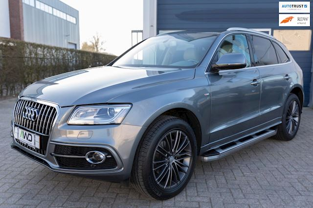 Audi Q5 occasion - Autowereld Dongen