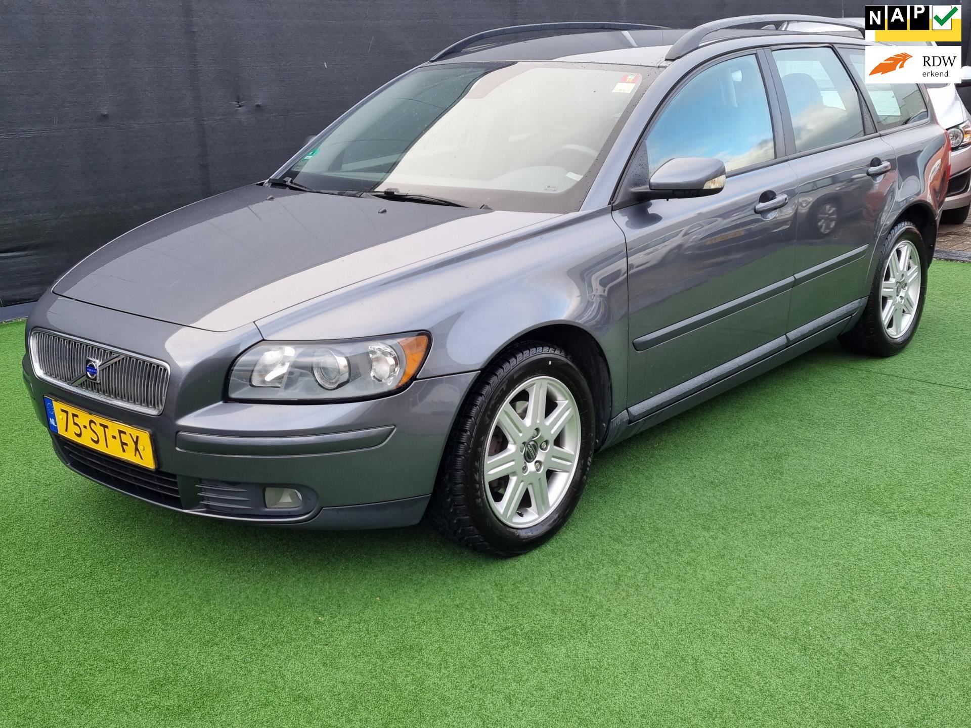 Volvo V50 occasion - Autohuis Zeewolde