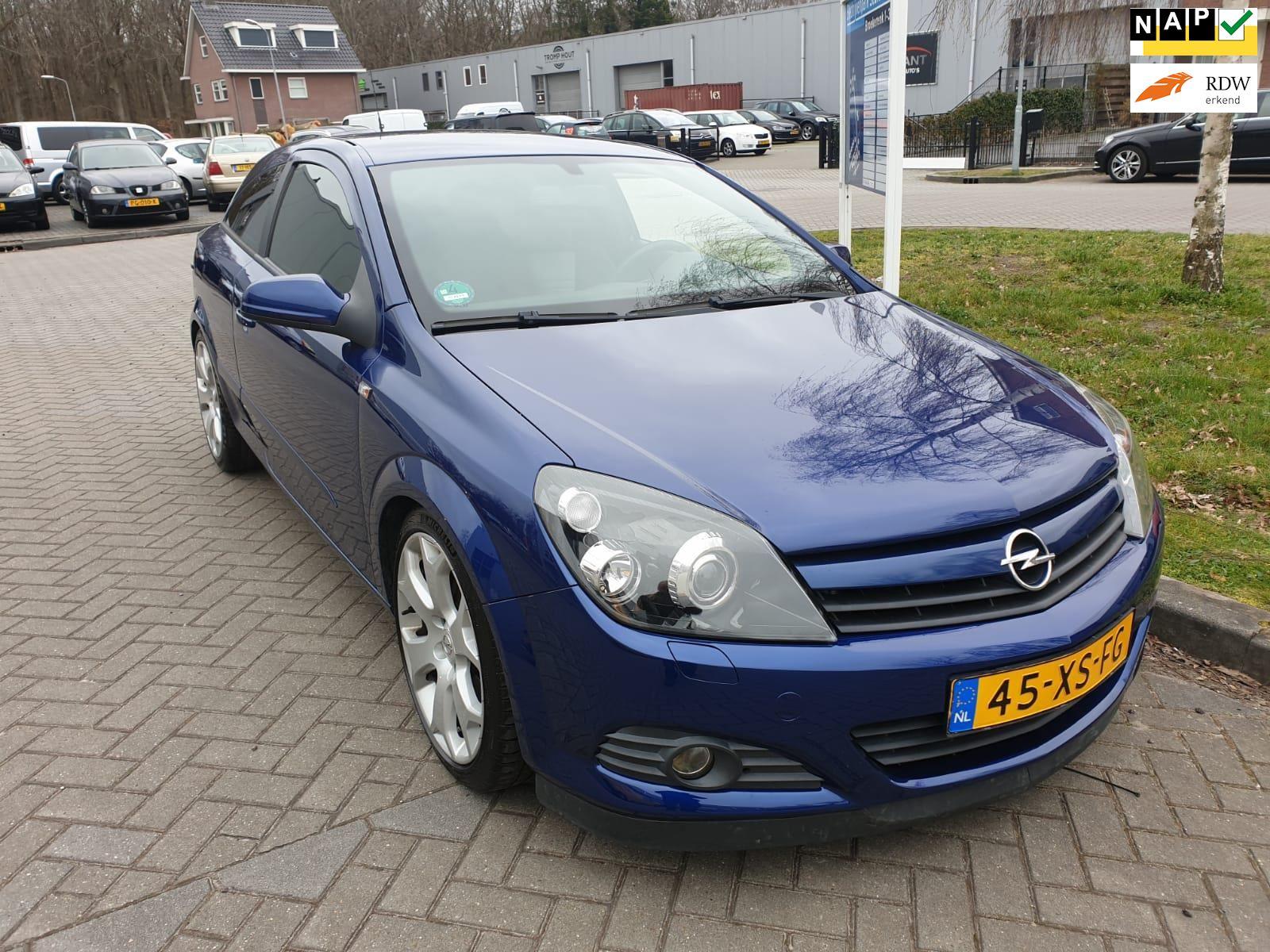 Opel Astra GTC occasion - v.d. Weg Auto's