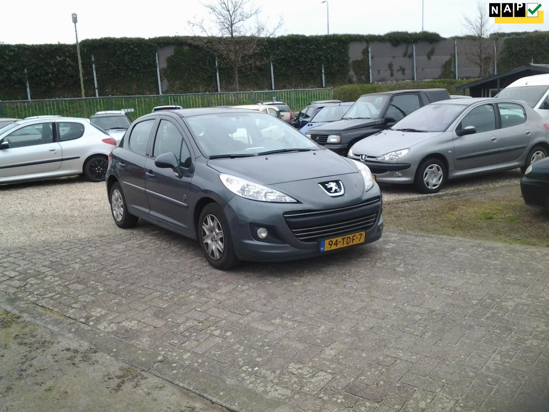 Peugeot 207 occasion - Van der Wielen Auto's