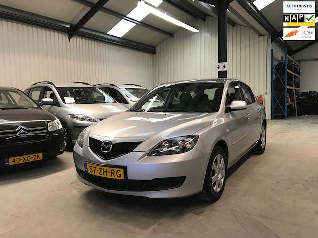 Mazda 3 1.6 S-VT Sense LAGE KM STAND/CLIMA/NAP/APK