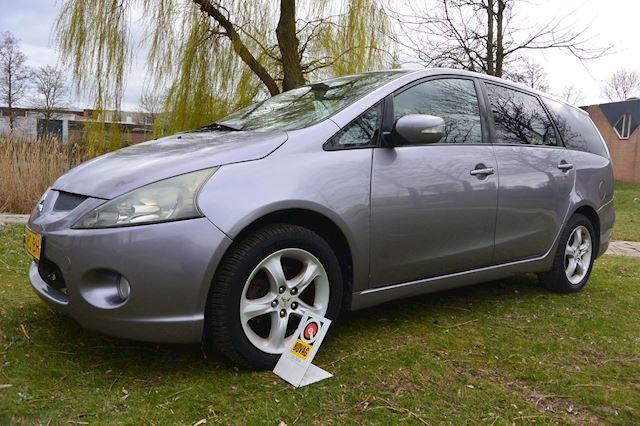 Mitsubishi Grandis occasion - Cobicar