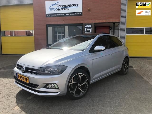 Volkswagen Polo occasion - Verkroost Auto's