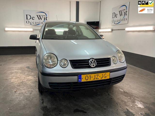 Volkswagen Polo 1.2-12V 3 DRS uitv. incl. LM WIELEN met APK t/m 04-2022