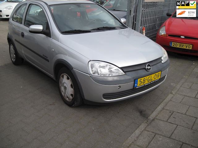 Opel Corsa 1.2-16V Comfort st bekr elek pak nap nw apk