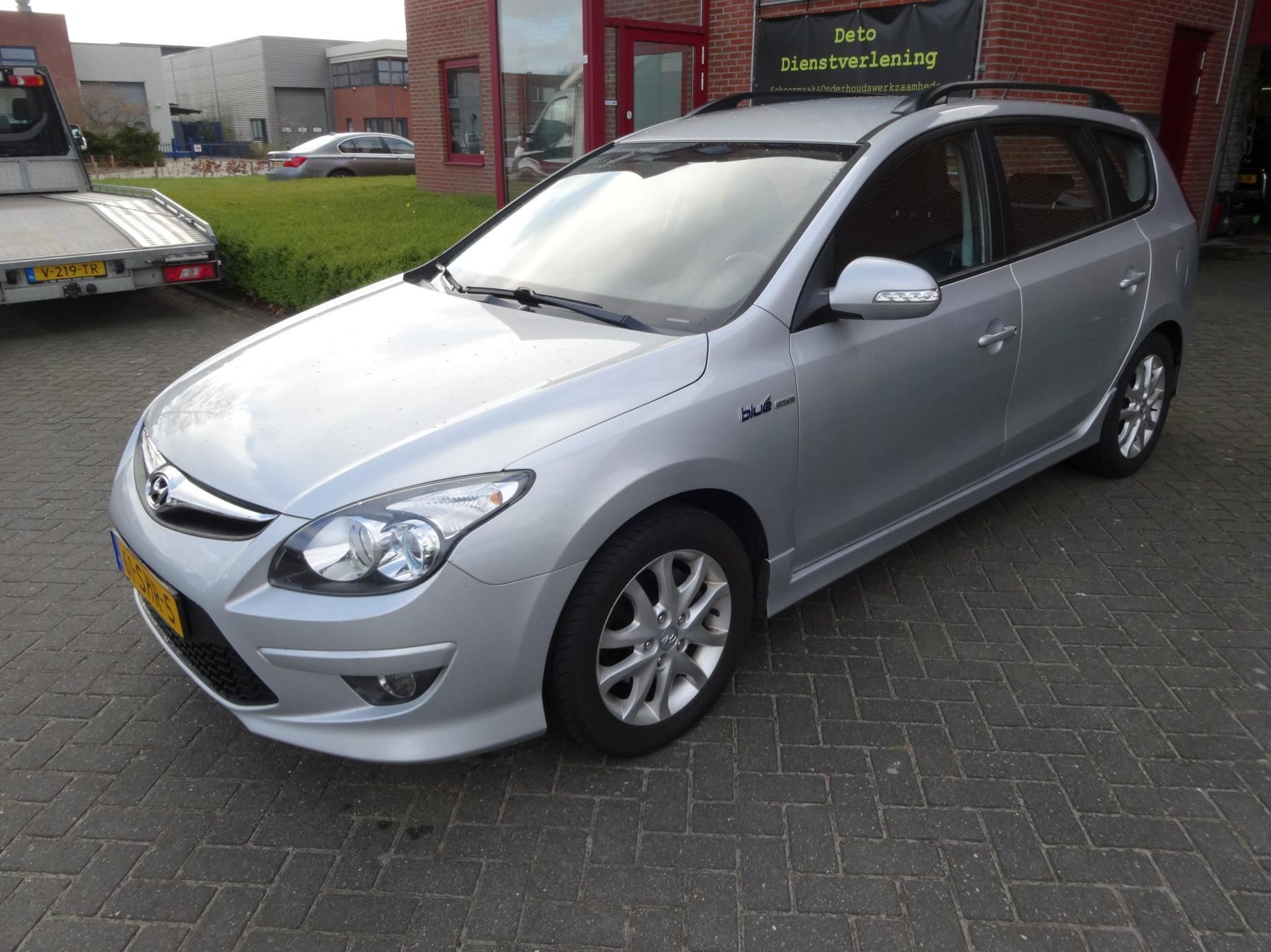 Hyundai I30 CW occasion - Handelsonderneming Deto