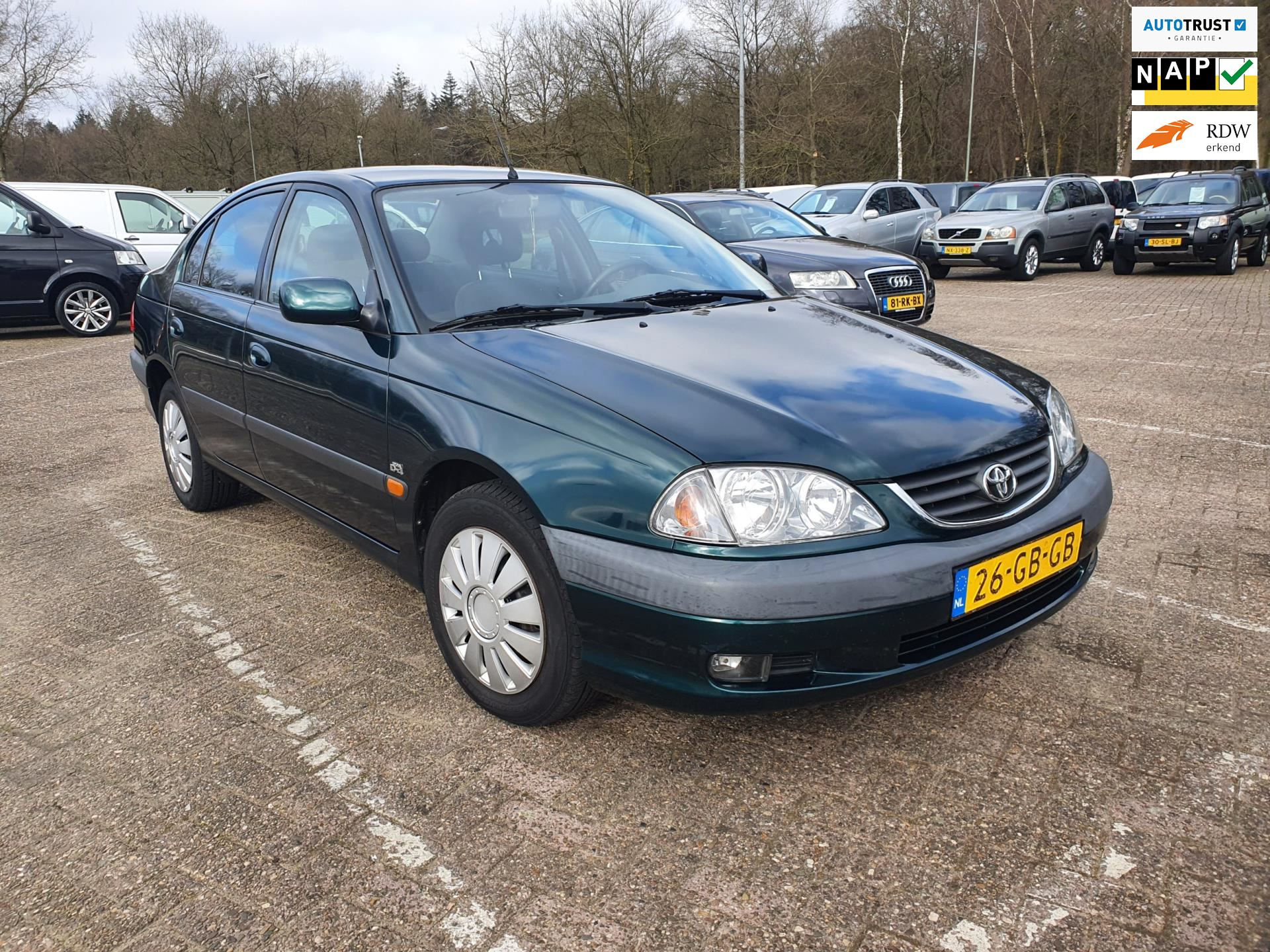 Toyota Avensis occasion - Andreas Auto's