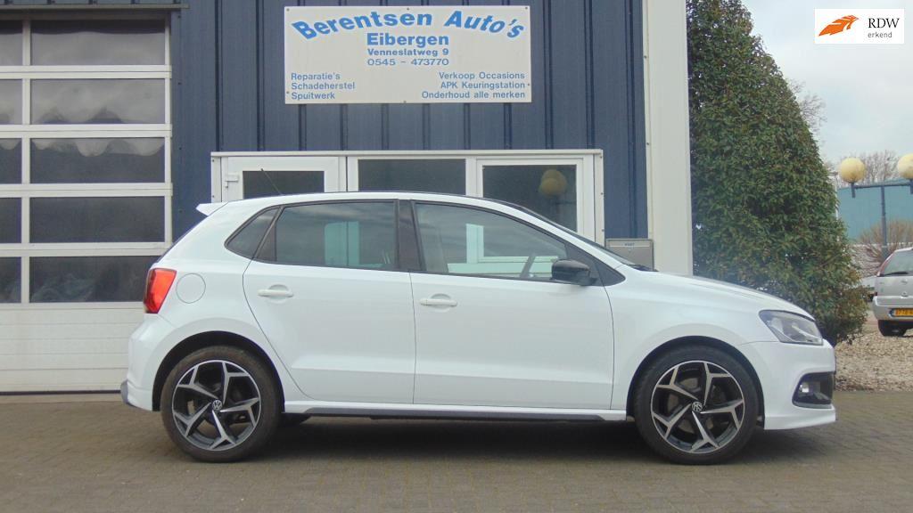 Volkswagen Polo occasion - Berentsen Auto's