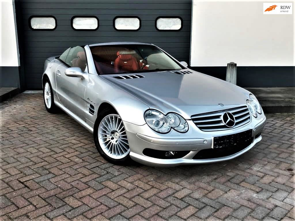 Mercedes-Benz SL-klasse occasion - Autohandel Gerrit Prosman