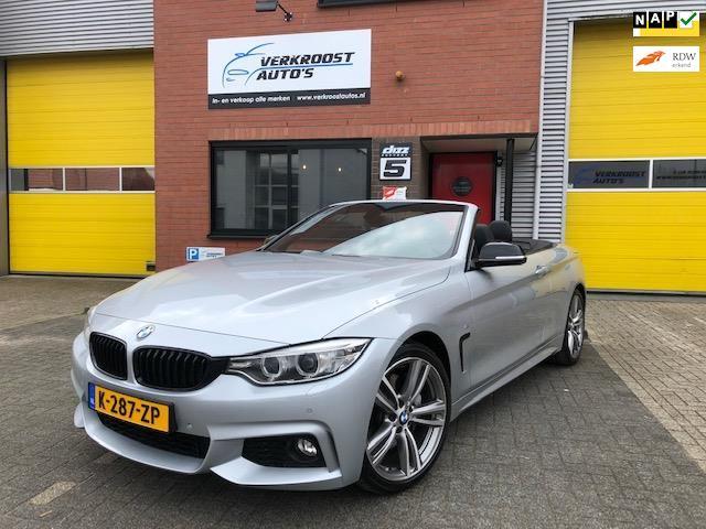 BMW 4-serie Cabrio occasion - Verkroost Auto's