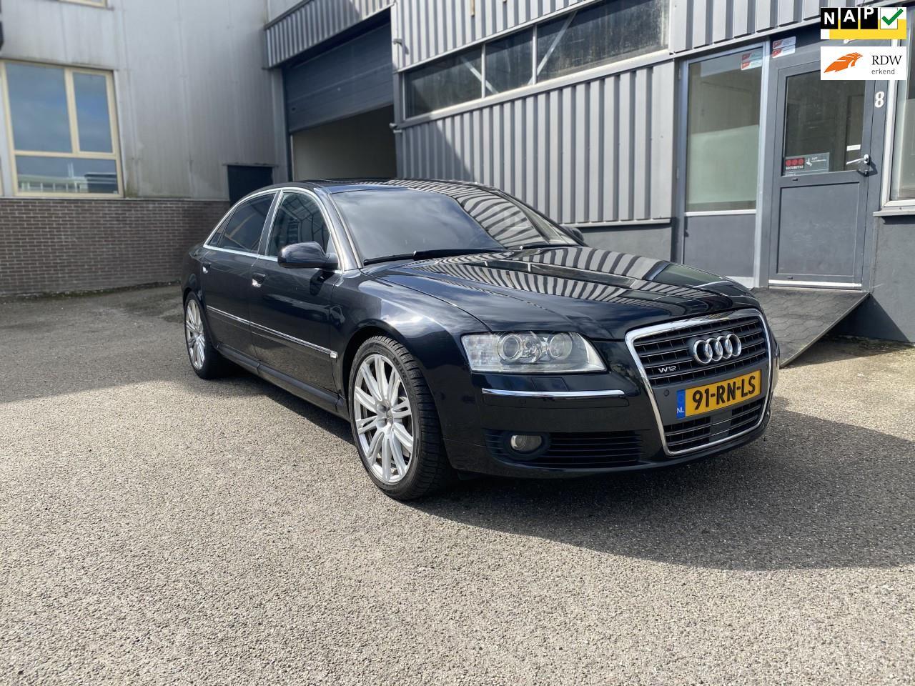 Audi A8 occasion - Autobedrijf Maximus