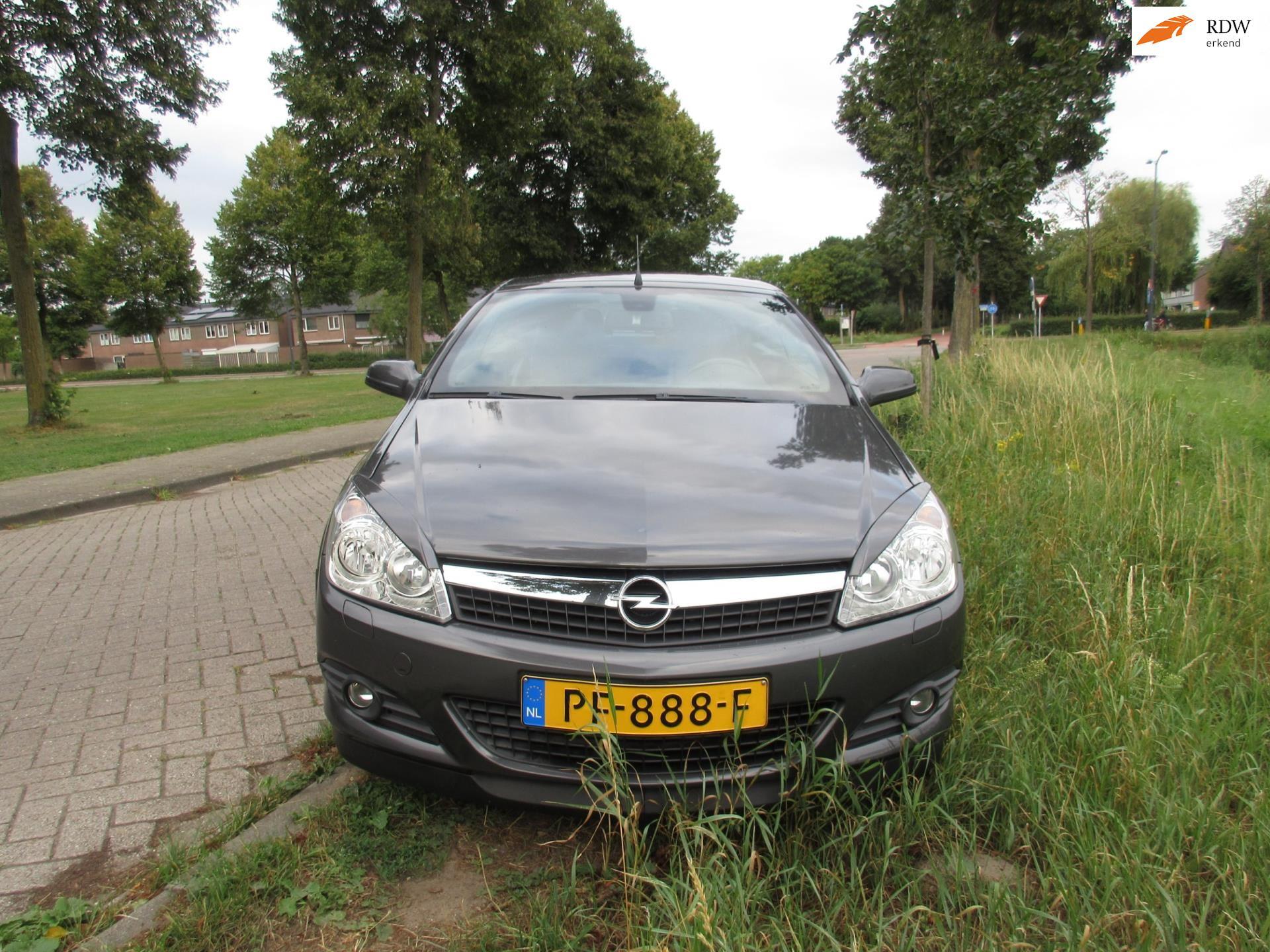 Opel Astra TwinTop occasion - Autobedrijf van Wezel