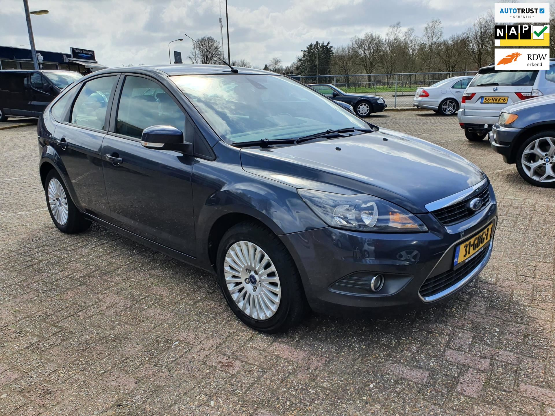 Ford Focus occasion - Andreas Auto's