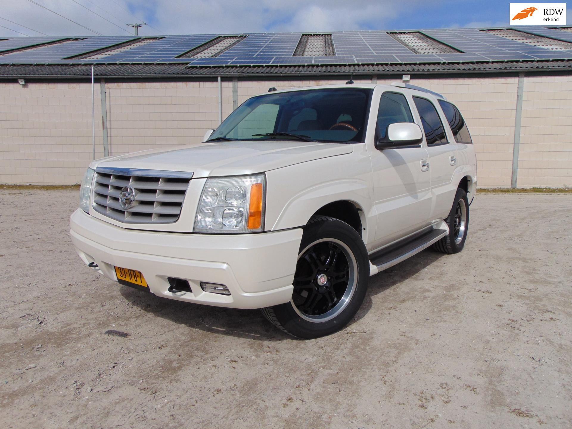 Cadillac Escalade occasion - E.T. Auto's