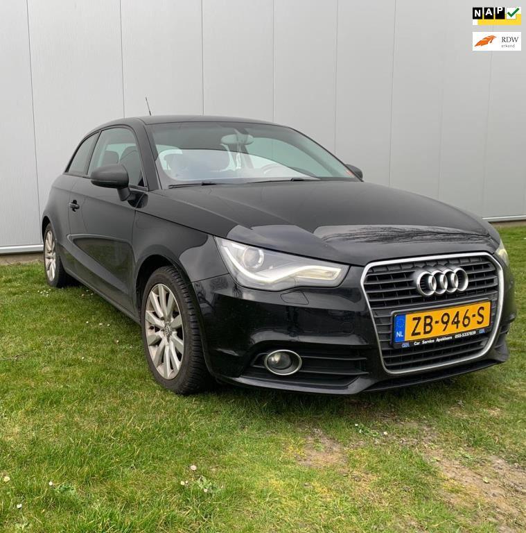 Audi A1 occasion - Elbay Auto & Bandenservice