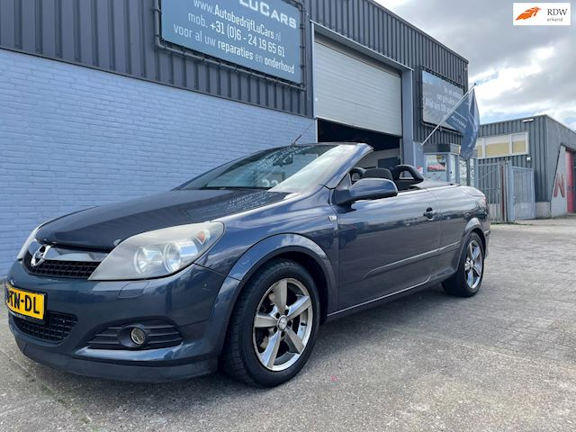 Opel Astra TwinTop occasion - LuCars