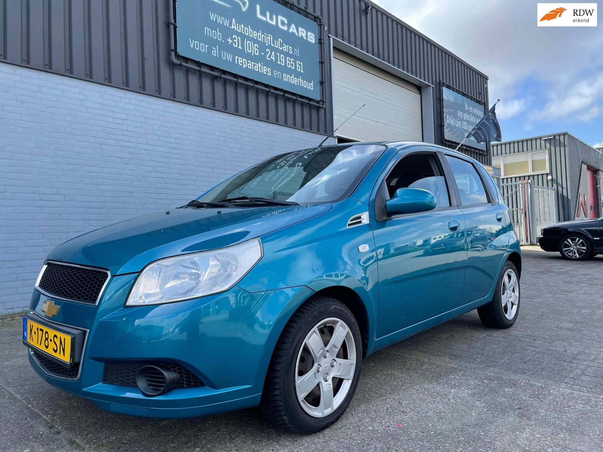 Chevrolet Aveo occasion - LuCars