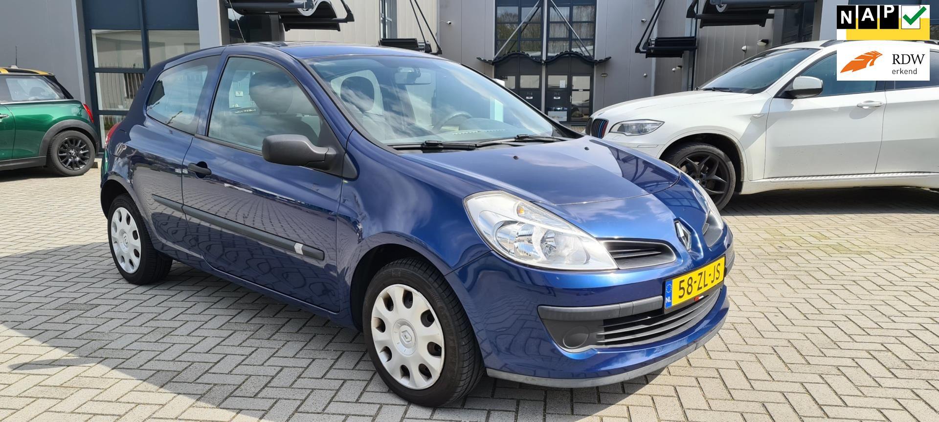Renault Clio occasion - Weerterveld Auto's
