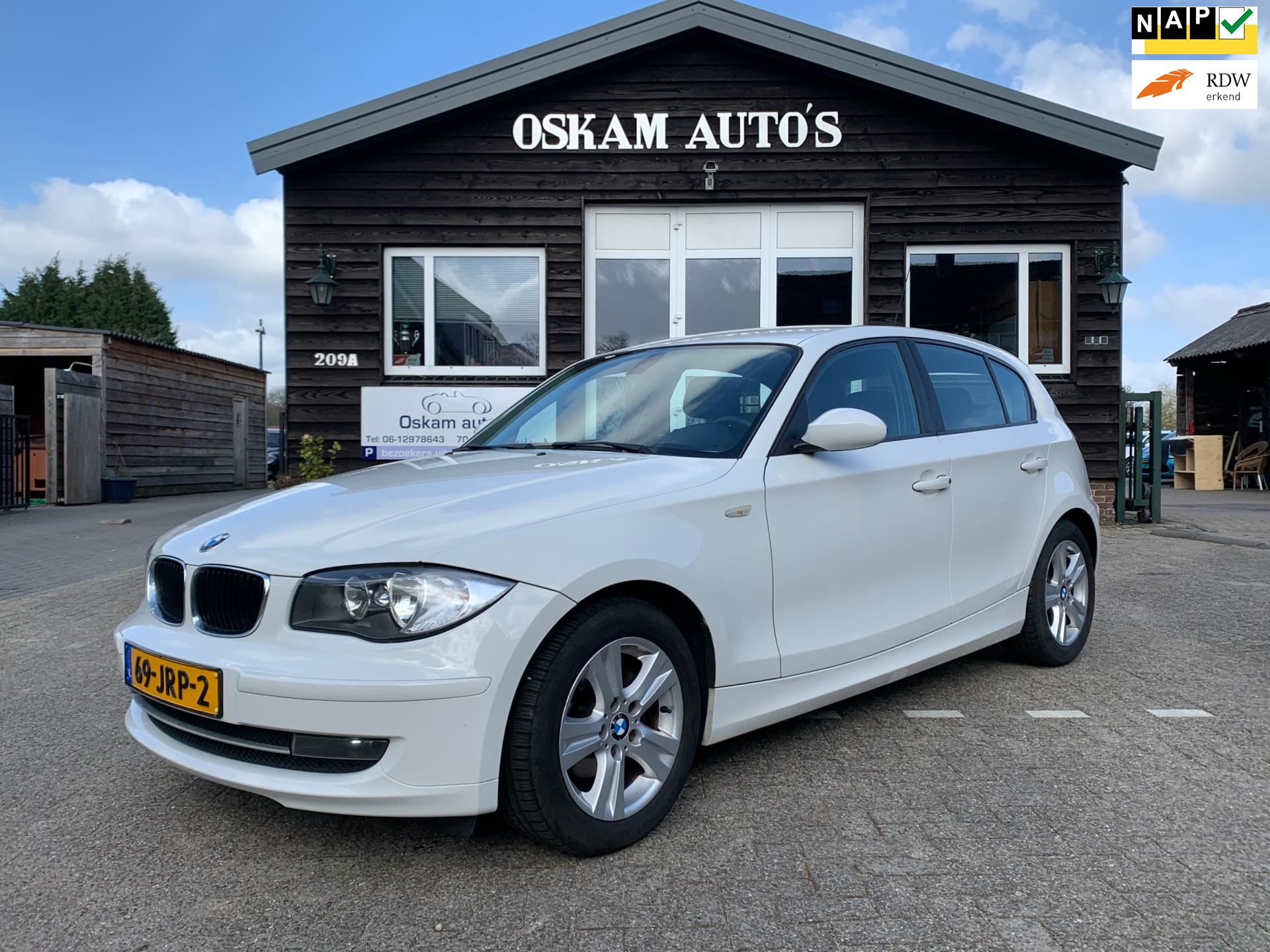 BMW 1-serie occasion - Oskam Auto's