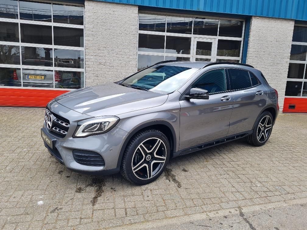 Mercedes-Benz GLA-klasse occasion - Vuik Auto's